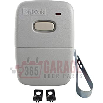 Digicode Dc5010 5010 Stanley Compatible 3089 Remote Amazon Com