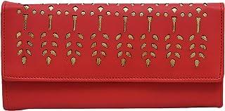Aisna women red wallet (ASC-002) (red)