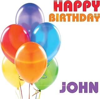 Happy Birthday John (Single)