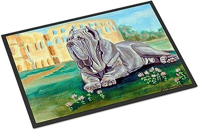 "Caroline's Treasures Neapolitan Mastiff Indoor or Outdoor Doormat, 24"" x 36"", Multicolor"