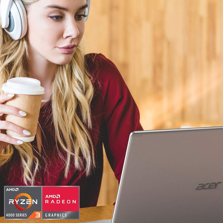 4GB DDR4 Acer Aspire 5 A515-44-R93G 15.6 Full HD Windows 10 S Fingerprint Reader HD Webcam WiFi 5 128GB NVMe SSD AMD Ryzen 3 4300U Mobile Processor with Radeon Graphics Backlit Keyboard