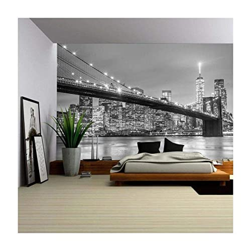 City Wall Mural Amazon Com