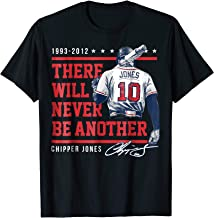 chipper jones t shirt