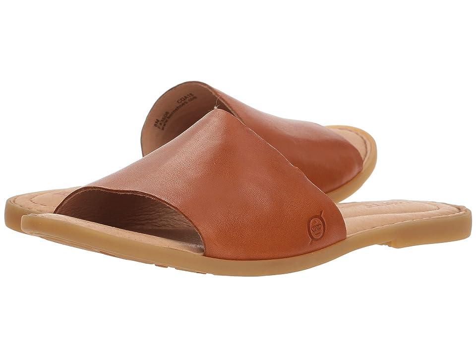 Born Loren (Brown Full Grain Leather) Women