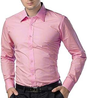 BEING FAB Men's Regular Fit Casual Shirt