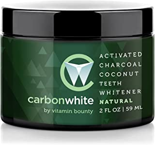 Carbonwhite Activated Charcoal Teeth Whitening - Natural