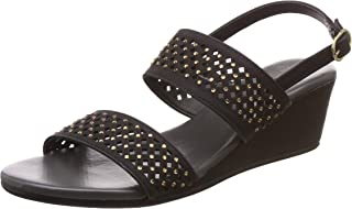 BATA Women's Flex Wedge Sandal Ballet Flats