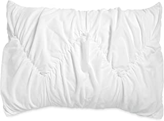 The Pioneer Woman Ruched Chevron Sham Set, White,King