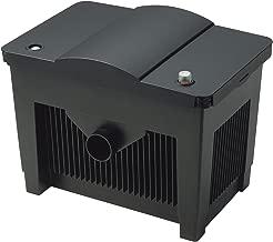 koi pond filter system design