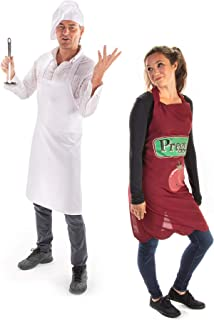 Preggo & Chef Couples Halloween Costume - Funny Maternity Pregnancy Outfits