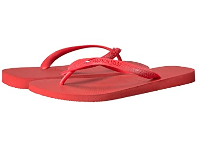 Havaianas Top Flip Flops (Ruby Red) Men