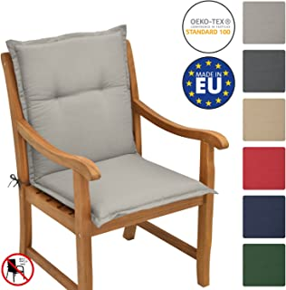 Amazon Fr Coussin Assise Dossier Chaise Jardin