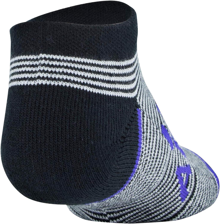 Under Armour Phenom No Show Socks, 3-Pair