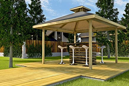 Suchergebnis auf Amazon.de für: pavillon holz: Garten