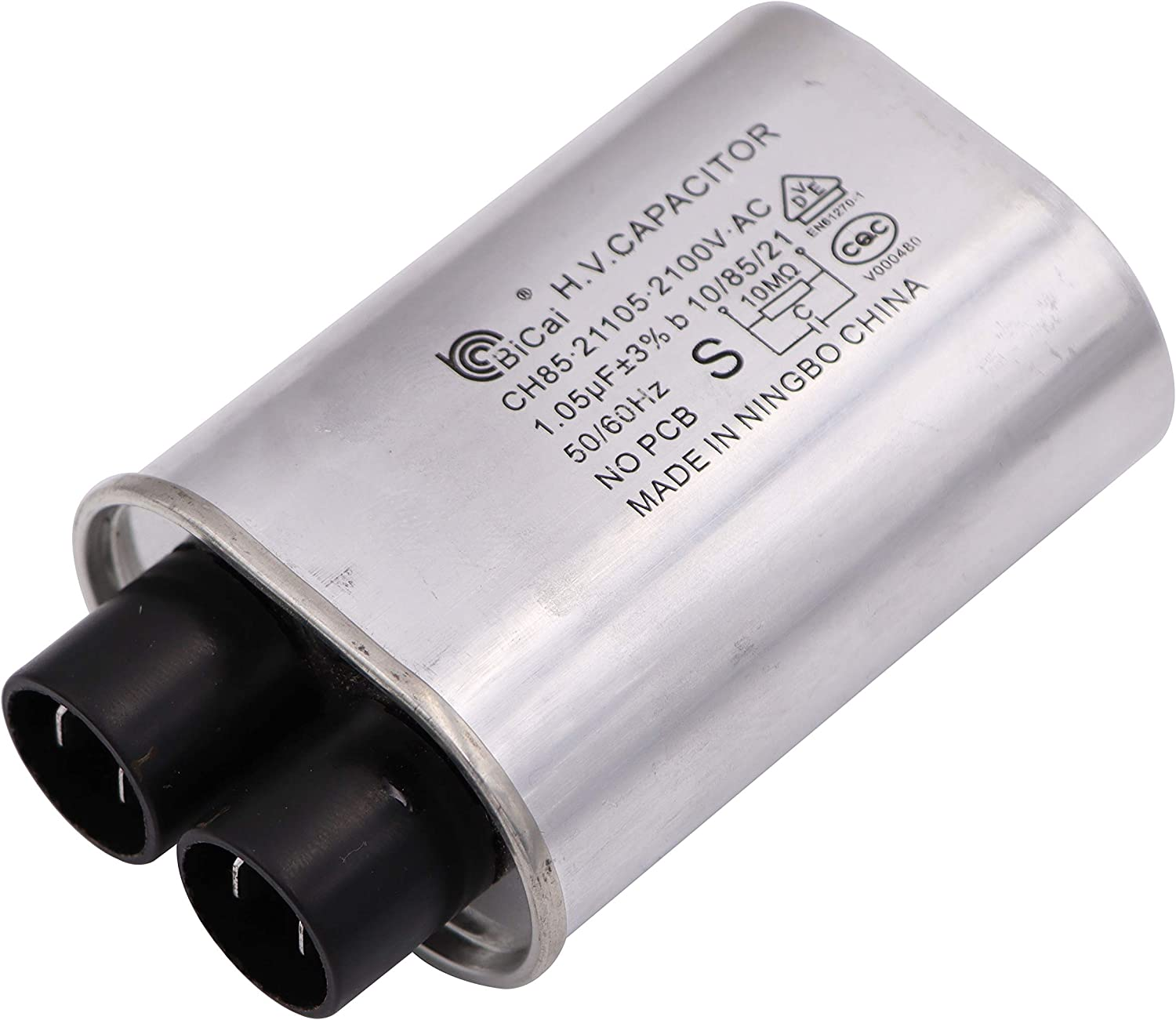 Meter Star Microwave Capacitor Replacement 2100V 1.05uf Compatib