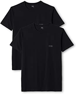 BOSS Hugo Men's T-Shirt Rn 2p Co/el T-Shirt
