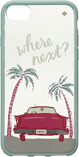 Kate Spade New York - Where Next Phone Case for iPhone® 7/iPhone® 8