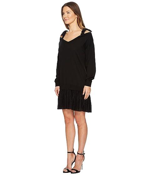 Vestido Vestido Moschino Moschino Hombro Negro Boutique Hombro Moschino Hombro Negro Boutique zCHFqwC