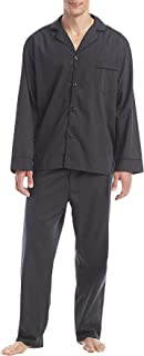 Men's Broadcloth Pajama Set