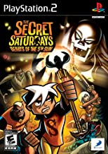 Secret Saturdays: Beasts of the 5th Sun - PlayStation 2