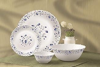 Laopala Dinnerware Set 38 Pcs, blue mystique