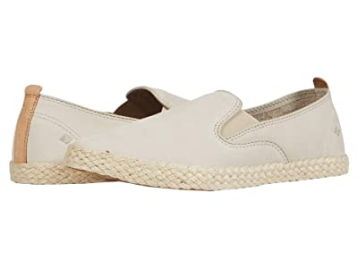 Sperry Sailor Twin Gore Leather/Jute (Ivory) Women