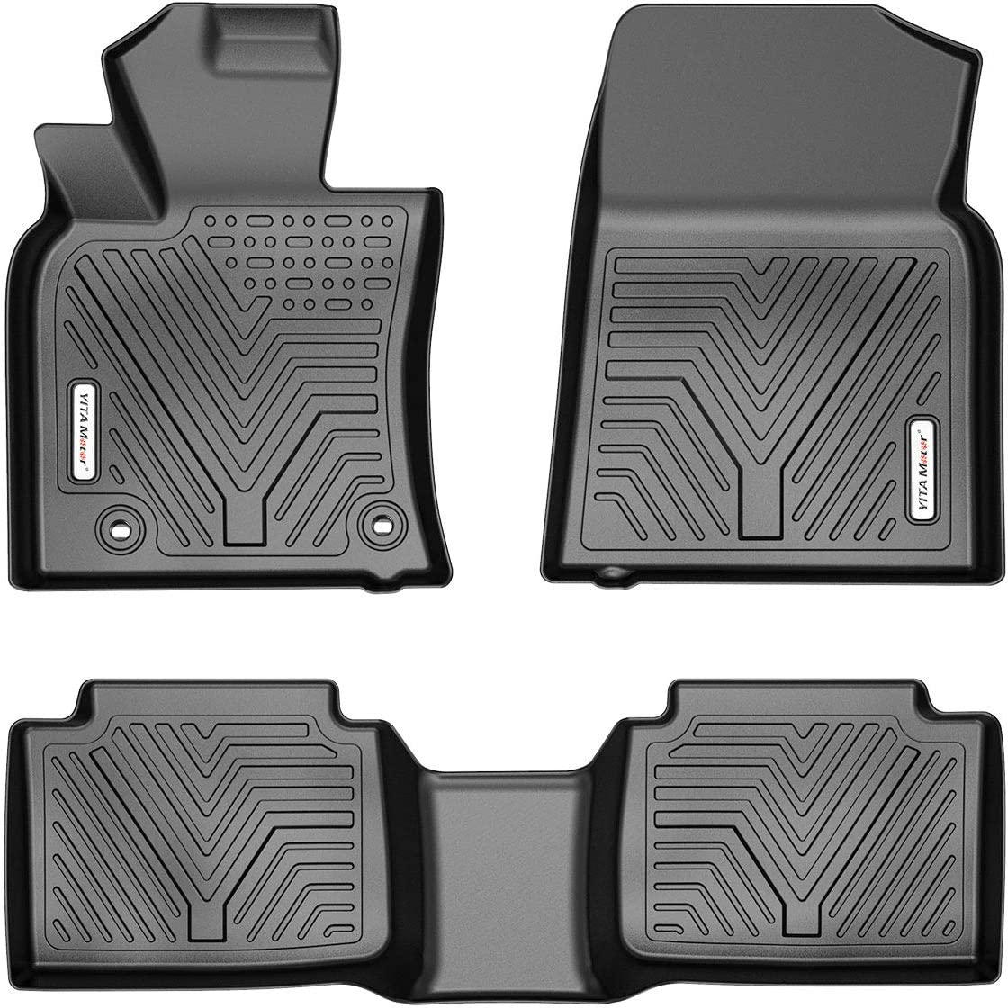 cheap YITAMOTOR Floor Mats Compatible with Camry Exc Toyota Dallas Mall 2018-2022