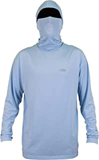 Fish Ninja Ultra Performance Long Sleeve Shirt w/Hood