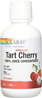 Solaray Tart Cherry Juice Concentrate, 16 Ounce