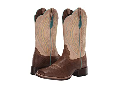 Ariat Primetime (Hollin Dragon/Jackal Tan) Cowboy Boots