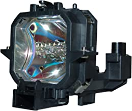 Lutema Platinum Bulb for Epson EMP-54 Projector Lamp with Housing (Original Philips Inside)