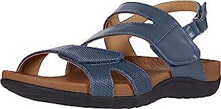Rockport Women's Adjustable Strap Flat Sandal