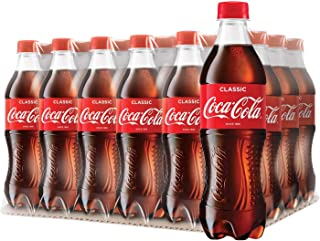 Coca-Cola Original, 500ml (Pack of 24)