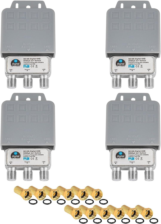 HB de DVBT de antena: Amazon.es: Electrónica