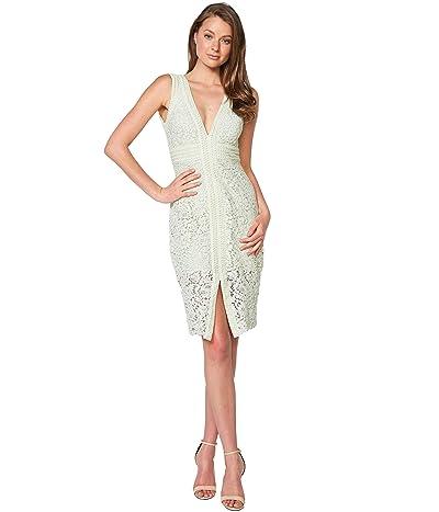 Bardot Halter Lace Dress Women