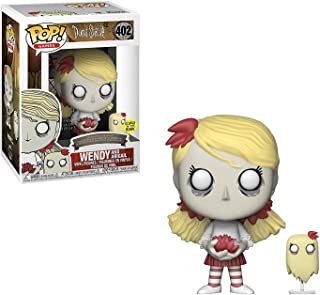 Funko 34692 Pop & Buddy Games: Don't StarveWendy with Abigail Collectible Figure, , Multicolor