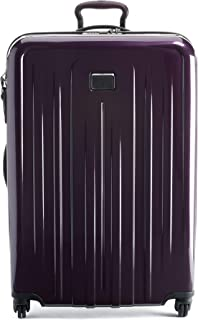 TUMI - V4 Extended Trip Expandable Packing Case Large Suitcase - Hardside Luggage for Men and Women - BlackBerry