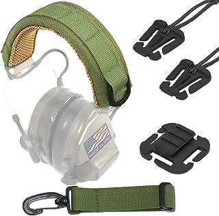 U.S. Tactical Sewing USTS Advanced Modular Headset Cover