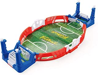 Mini Football Tabletop Arcade Game Kids Adults Table Soccer Mini Interactive Toy Gift for Kids