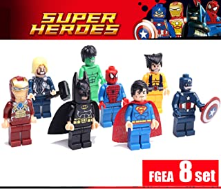 avengers mini figures lego