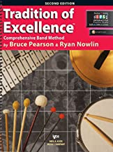 W61PR – Tradition of Excellence Book 1 – Percussion Book PDF