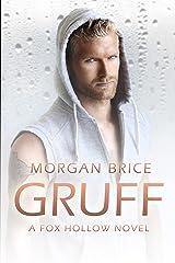 Gruff: A Fox Hollow Novel - MM Shifter Romance Suspense (Fox Hollow Zodiac) Kindle Edition