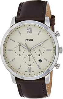 Fossil Men's Neutra Stainless Steel Quartz Chronograph Watch
