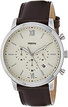 Fossil Men's Neutra Chronograph Stainless Steel Quartz Watch