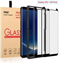 Best samsung galaxy s8 plus tempered glass Reviews