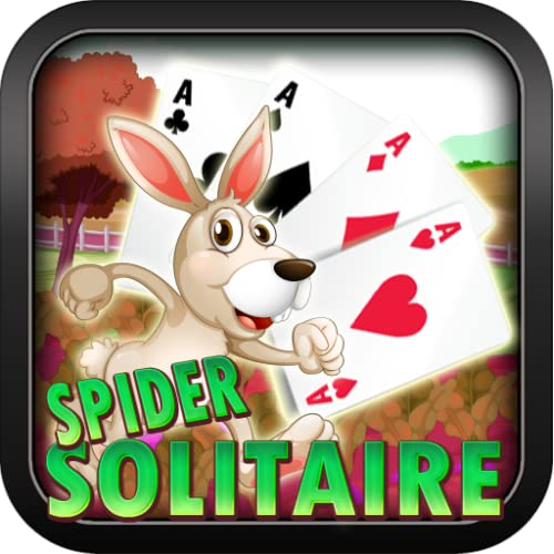Bunny Sprint Spider Solitaire HD