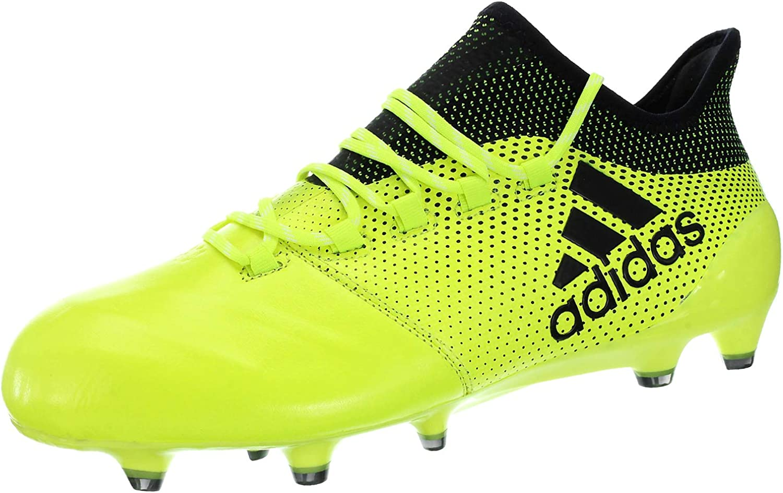 Adidas Herren X 17.1 Football Stiefel Hallenschuhe, gelb