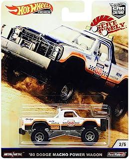 HOT WHEELS 1980 DODGE MACHO POWER Vehicle