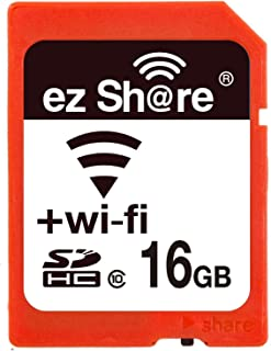 WiFi Sd Memory Card 16GB Class 10 New New Inc2nd Generation Ez Share