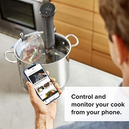 Anova Culinary Sous Vide Precision Cooker Nano | Bluetooth | 750W | Anova App Included